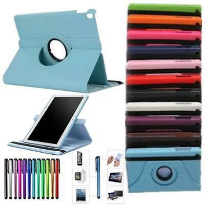 360 Rotation Smart Stand Case Tablet Leather Cover For Huawei MediaPad M6 10.8