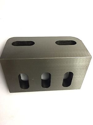 Caste Iron Slotted Small Angle Plate 100 x 50 x 58 mm -Stress Relieved