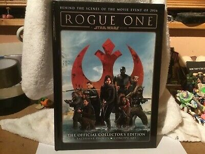 Rogue One Star Wars Story-Behind The Scenes Of The Movie Event Of 2016-Hardback