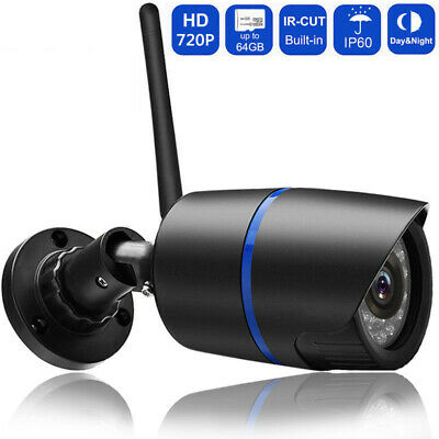 Wireless 1080P/720P HD WIFI IP Network Camera CCTV In/Outdoor Security IR Cam FK