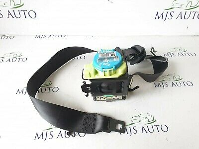 Citroen C4 Picasso Grand 06-13 Front Right Driver Side Seat Belt 9654964377