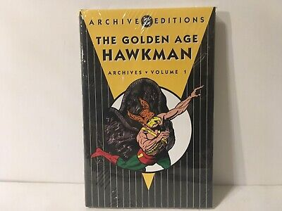 DC Comics Archives Golden Age Hawkman 1 New Sealed
