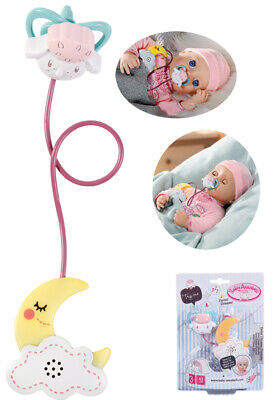 Zapf Creation Baby Annabell Sweet Dreams Schnuller für 43 cm Puppe