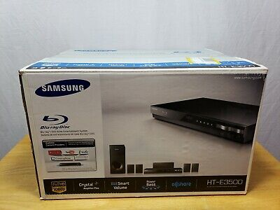 Samsung HT-E3500 5.1 Channel Blu-Ray Home Theater System Blu Ray