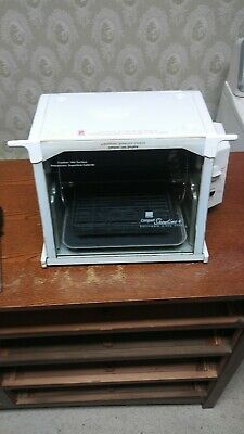 Ronco Compact Showtime Rotisserie Counter Top BBQ 1100 Watt  Oven Model 3000T
