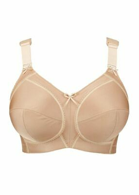 Goddess Audrey GD6121 Non-wired Soft Cup Bra Nude (NUE) 38 J CS