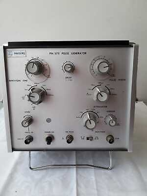 Philips PM 5711 / 07  Pulse Generator Vintage