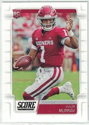 2019 Score Football Rookie & Insert Cards - Pick The Card You Need (331-440)