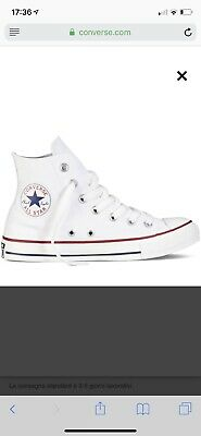 2scarpe all star converse donna 38