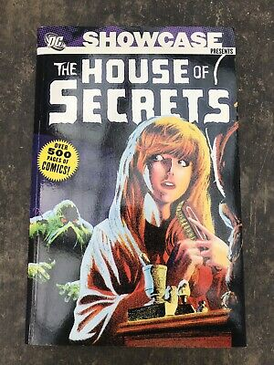 DC Showcase Presents The House Of Secrets Vol Volume One 1 Swamp Thing