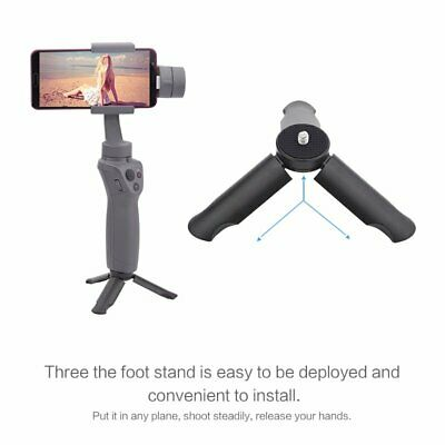 Foldable Handheld Gimbal Stabilizer Stand Base Tripod For DJI OSMO Mobile 2