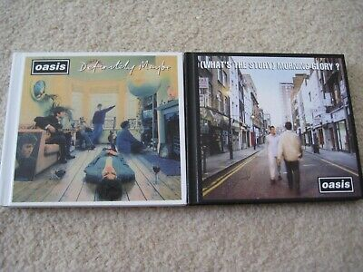 Oasis Collectors Definitely Maybe Whats The Story Morning Glory Deluxe +More