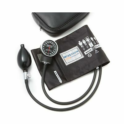 McKesson Small Cuff Arm Aneroid Sphygmomanometer with Cuff 01-720-9CGRGM 20/Case