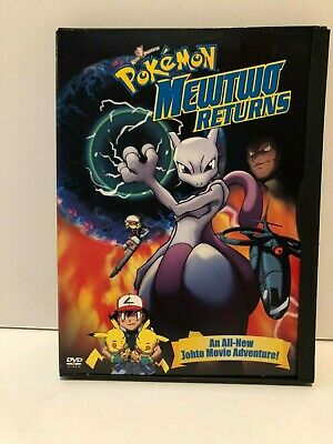 Pokemon - Mewtwo Returns DVD used