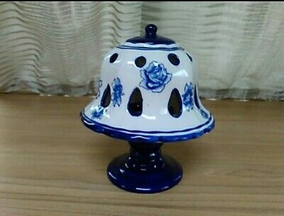Ceramic Tea Light Oil Burner