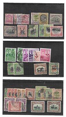 North Borneo Early Selection. Not Checked. Majority Used.