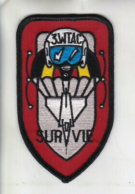 Org Patch:  3 Tactical Wing Survie Belgian Air Force