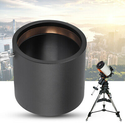 """2 """" SCT Telescope Compression Ring Adapter Aluminum Alloy Thread Eyepiece Mount"""