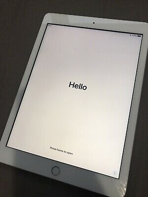 IPad 5th Generation 9.7 Inch 32GB (Please Read Description)