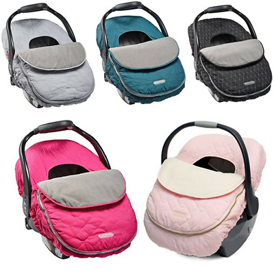 Incredible Warm Baby Car Seat Cover For Winter Weather Newborn Grey Machost Co Dining Chair Design Ideas Machostcouk