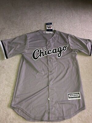 Majestic Chicago White Sox Men's Cool Base Jersey Size Small