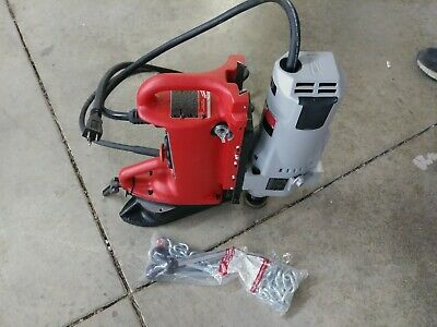 Milwaukee 4202 Electromagnetic Variable speed magnetic drill Press 4297-1 #58