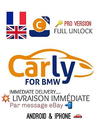 Carly BMW PRO 30.20 FULL VERSION ANDROID [++Activation] 2019