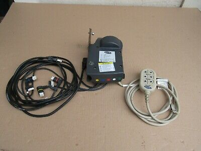 Invacare 1115289 Electric Hospital Bed Control Junction Box CB6003-07 and Remote