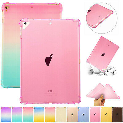 For iPad Air 2019 10.5 Case Soft Silicone Gel TPU Rubber Shockproof Slim Cover