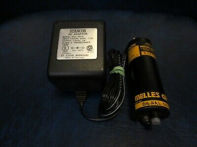 Melles Griot 670nm 1 mw max Laser - From 1997 - *not eye safe*