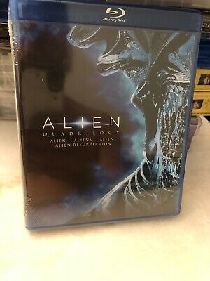 Alien Quadrilogy (Blu-ray )NEW