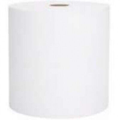 New Kimberly Clark Scott 1005 Hard Roll Towel 1Ply - White Carton (8 Rolls)