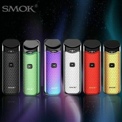 New Smok³ Nord³ Pod³ Kit Outweigh Novo³ kit ALL IN ONE 1100mAh Build-in Battery0