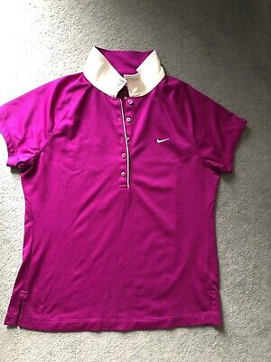 Nike Dry Fit Womens Tee Shirt Size L