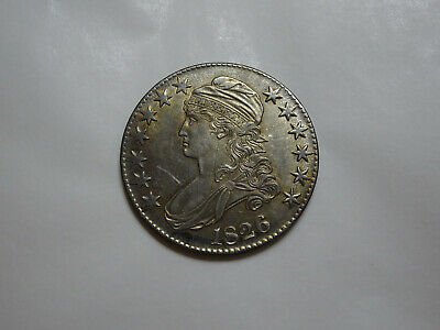 1826 Capped Bust Half 50C - Very Nice, You Grade It (#Cxp5)