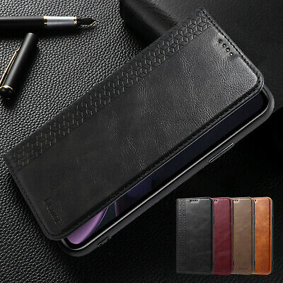 Fr iPhone XS Max XR 7 8 Plus Case Luxury Magnetic Flip Leather Card Wallet Cover