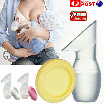 2019 Breastfeed Silicone Breastfeeding Manual Breast Milk Hand Pump Baby Feeding