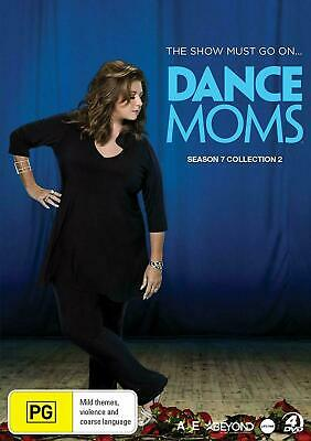 DANCE MOMS Season 7 Collection 2 (Region 2 UK Compatible) DVD Complete Series