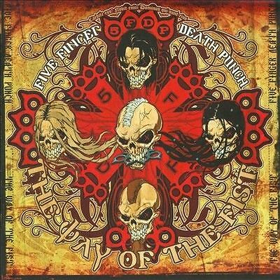 The Way of the Fist [Bonus Tracks] [PA] by Five Finger Death Punch (CD, Jan-200…