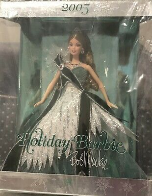 Holiday Barbie (2005). Bob Mackie