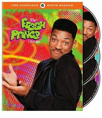 The Fresh Prince of Bel-Air Season 6 Series Six Sixth R1 - Brand New - Unique