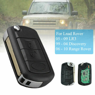 LAND ROVER DISCOVERY 3 Flip Key Fob Remote Repair Refurb