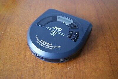 JVC Portable CD Player XL-P43 (Walkman)