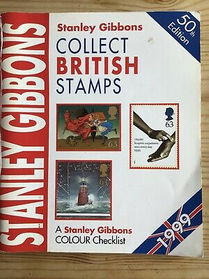 Stanley Gibbons Collect British Stamps 50 Th Edition