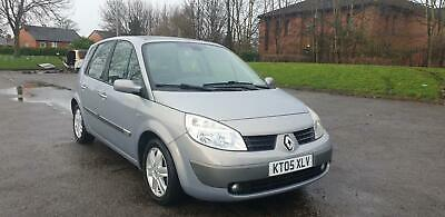 Renault Scenic 1.6 VVT 115 Dynamique ONLY 50,000 MILES!!!!!