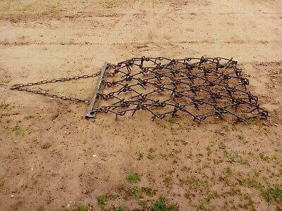 CHAIN HARROWS  suitable for a quad bike COLLECTION ONLY FROM MANSFIELD