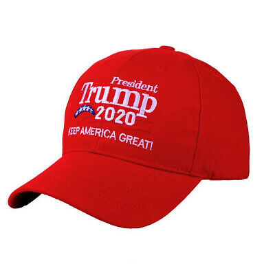 Donald Trump 2020 Keep America Great ! Baseball Cap President Election Hat Red