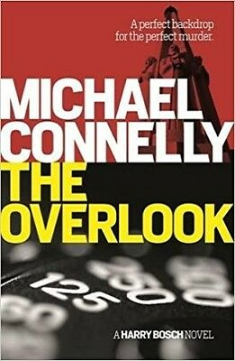 The Overlook (Harry Bosch Series), Connelly, Michael, New condition, Book