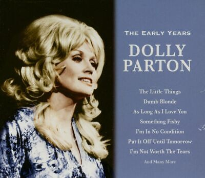 Dolly Parton - The Early Years (CD) - Classic Country Artists