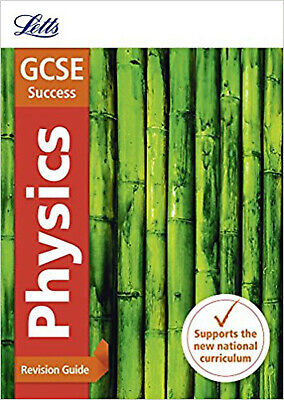 GCSE Physics Revision Guide (Letts GCSE Revision Success - New Curriculum), New,